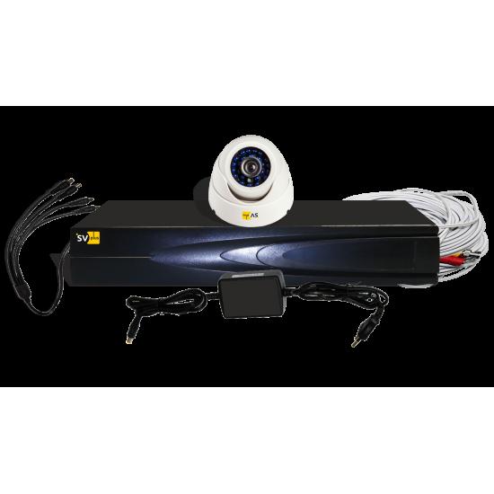 AHD-комплект системы видеонаблюдения VHD-Kit110H