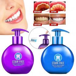 Отбеливающая гелевая зубная паста