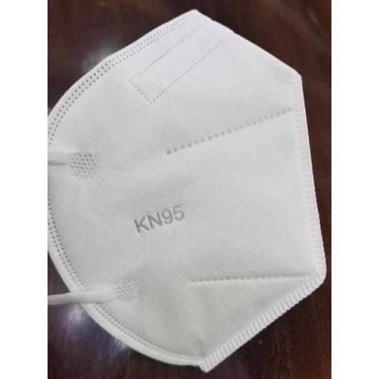 Маска медицинская для лица KN95 (респиратор)
