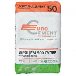 Евроцемент М500 ЦЕМ II/А-Ш 42.5 Н 50 кг