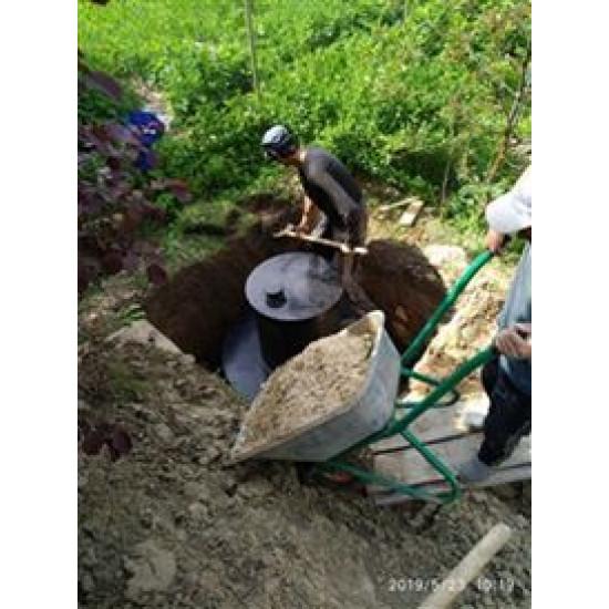 Станция очистки сточных вод Global A-series Про 3