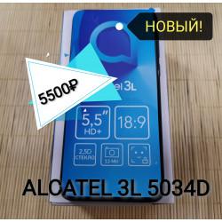НОВЫЙ Alcatel 3L 5034D