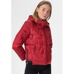 Куртка с утеплитем из синтепона