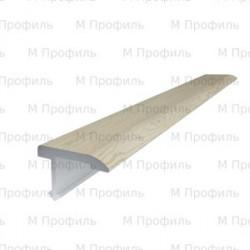 Ламинированный отделочный профиль (порог) MP 99 ОПТ