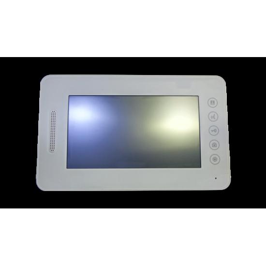 """7"""" цветной монитор видеодомофона D217NW"""
