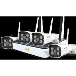 IP-комплект системы видеонаблюдения SVIP-Kit304S