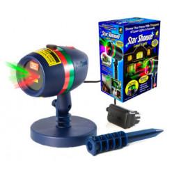 Новогодний лазерный проектор!