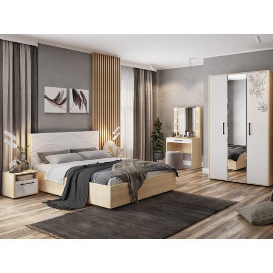 Кровать Зара 1,4 Люкс