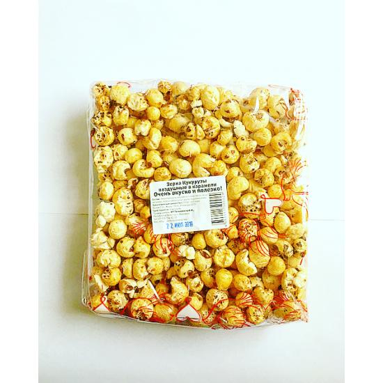 Зерна кукурузы квадрат