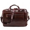 Мужская сумка из натуральной кожи Oxleaz OX6415